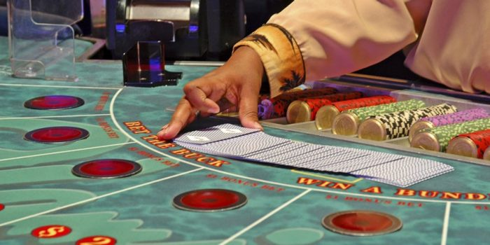 Online Baccarat Is Vital To Your Organization